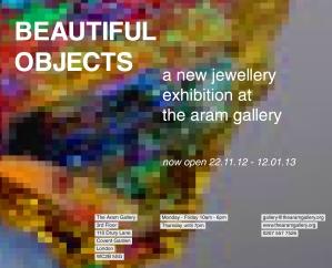 Invite to Aram Gallery